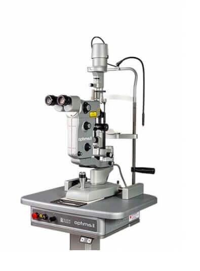 Trabeculoplastia Seletiva Laser (SLT)